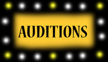 Auditions for